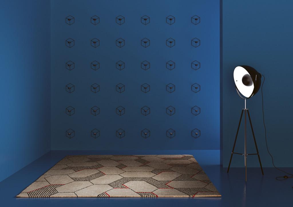 LINDE alfombra